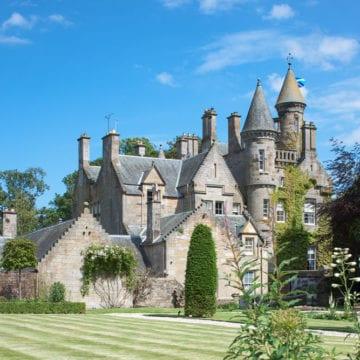 Ingyen nyaralás egy skót kastélyban