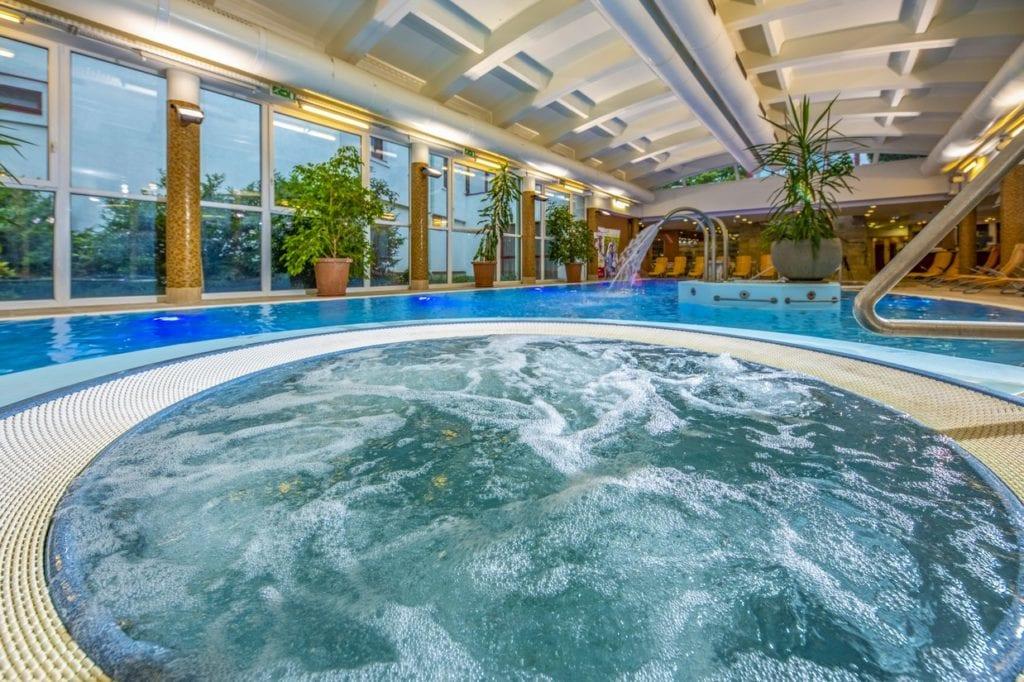 Dráva Hotel Thermal Resort - Családbarát wellness a Harkányi Gyógyfürdő mellett