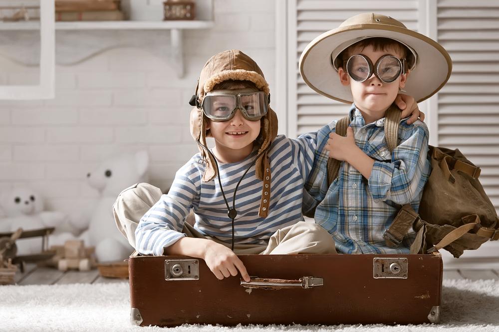 10+1 tipp! Járd be a gyerekekkel a világot anélkül, hogy elhagynád az otthonod!