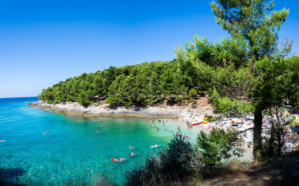 Legjobb horvátországi helyek a vízi sportok szerelmeseinek