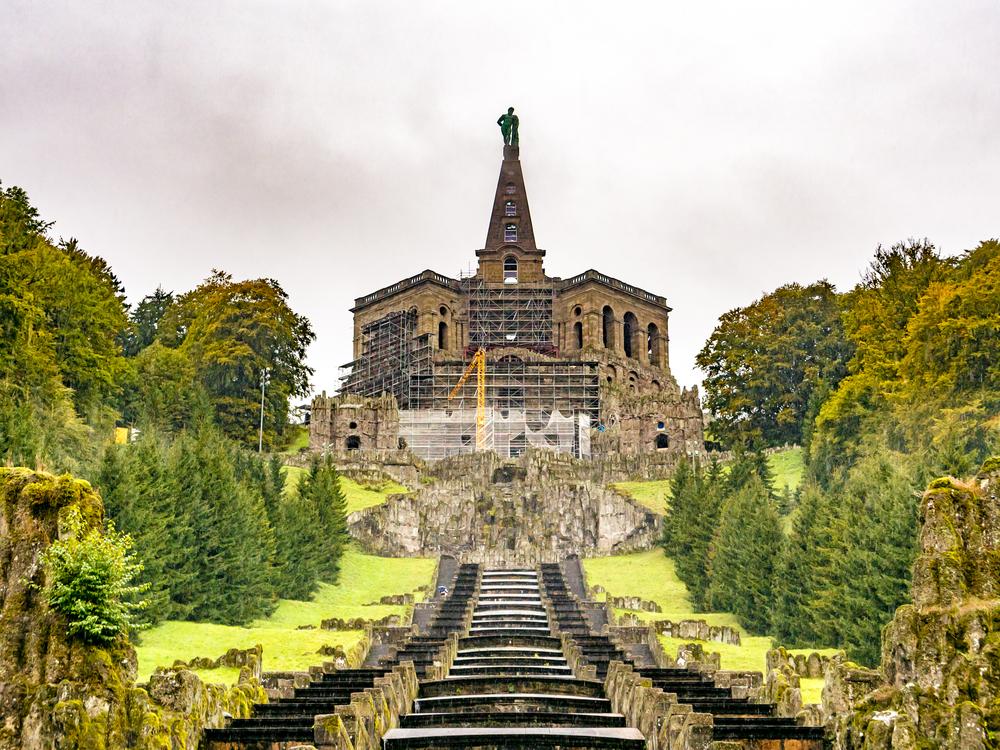 Wilhelmshöhe park - Még Versailles-nál is szebb!