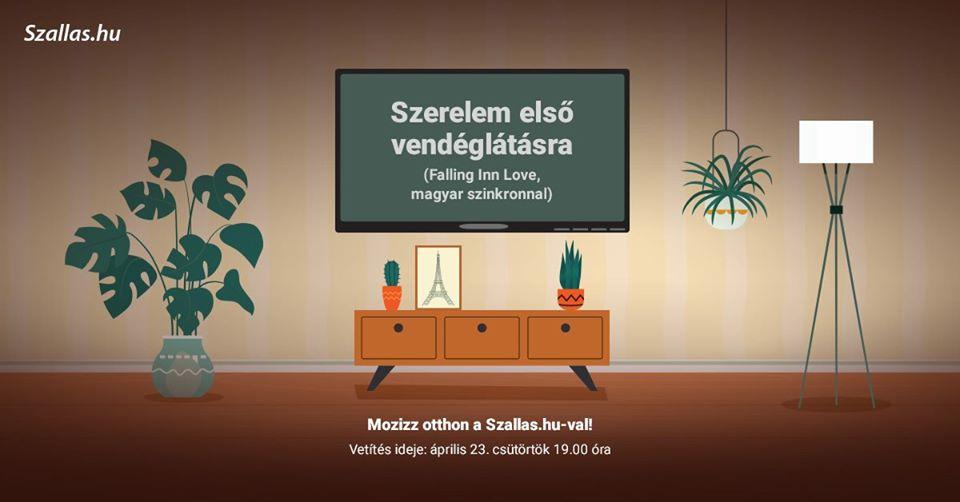 Közösségi mozizás: Netflix Party a Szallas.hu-val