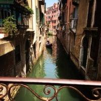 utazói történetek: velence