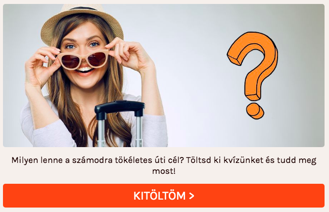 Szallas.hu Kvíz: milyen úti cél illik a személyiségedhez?