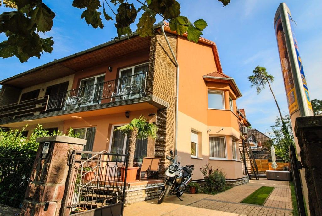 TOP 10 vendégház a Balaton északi és déli partján