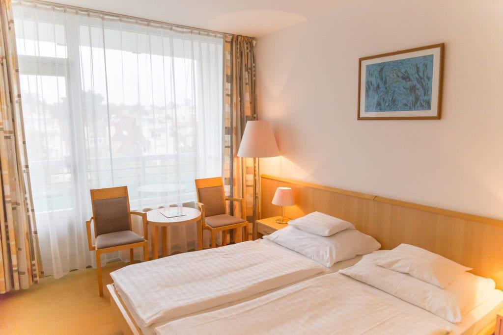 Hunguest Hotel Panoráma Hévíz, ahol nem csak a kilátás miatt érdemes megszállni