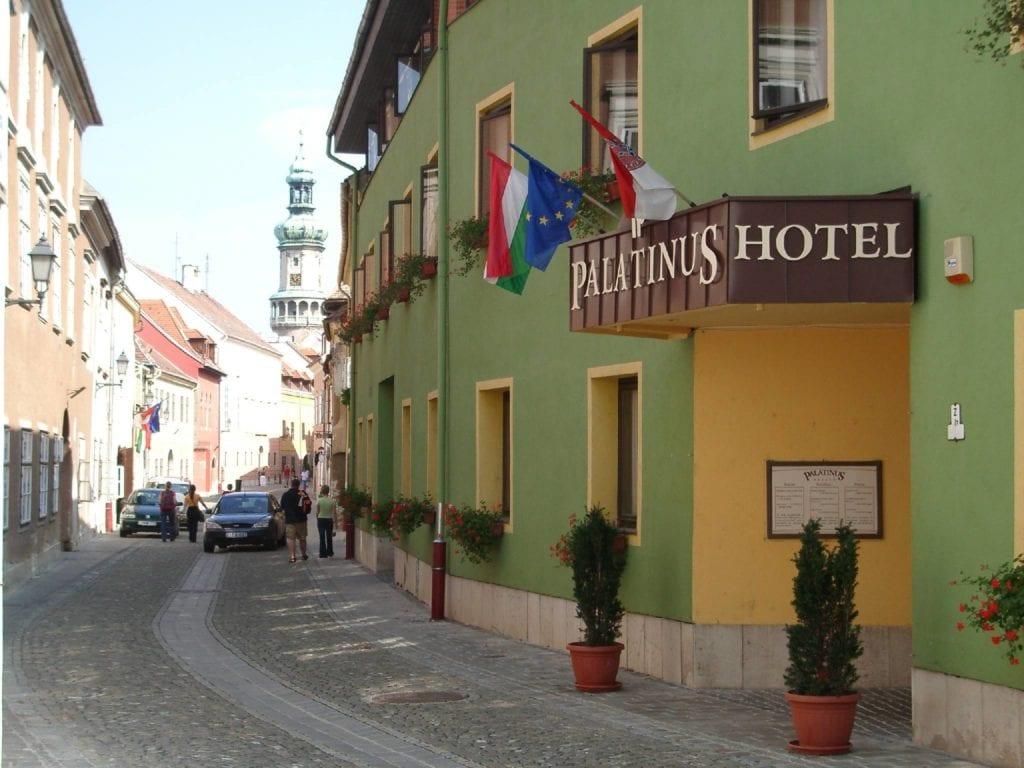 Top 10 szálláshely Sopronban