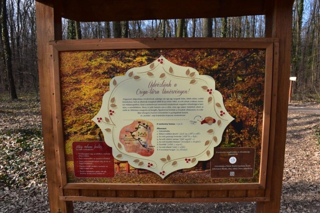 Magyarország tanösvények térképes gyűjtemény
