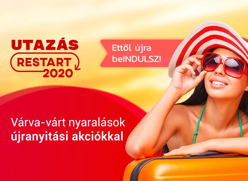 utazas-restart-2020 TOP 10 újranyílt wellness szálloda, kedvezményes árakkal