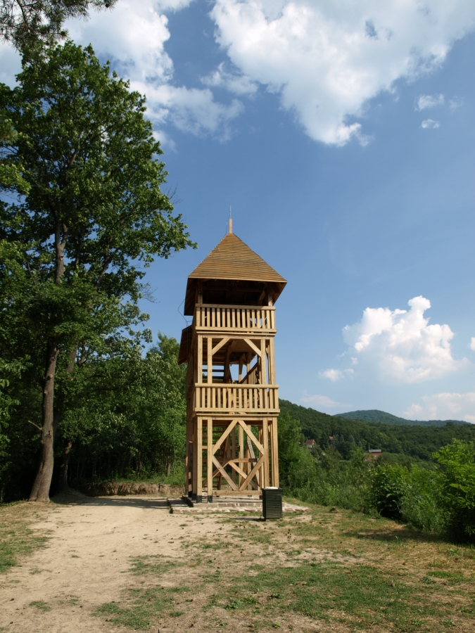 A Szallas.hu nagy magyarországi kilátó gyűjteménye térképekkel