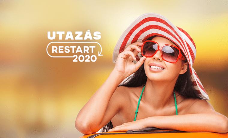Utazás Restart 2020 - várva-várt nyaralások újranyitási akciókkal