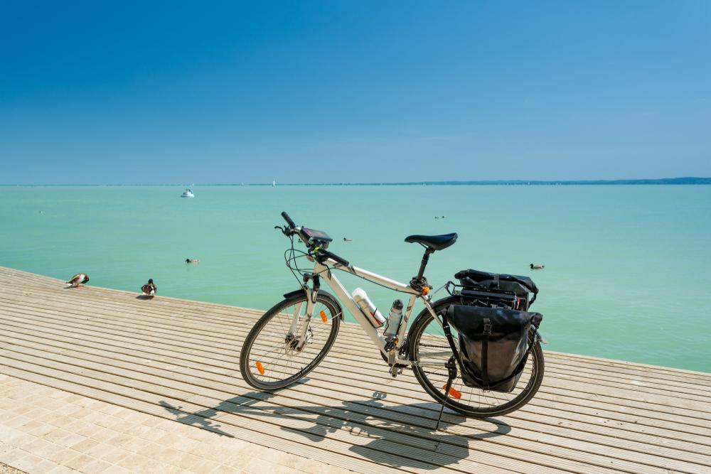 Íme a legjobb kerékpáros szálláshelyek a Balaton körül
