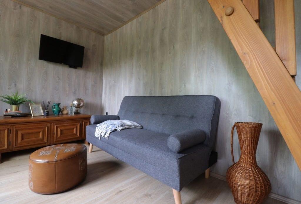 Mountain Cottage - Romantika és luxus az erdő ölelésében