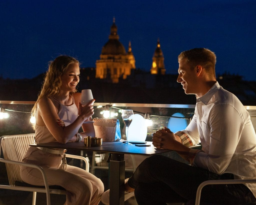Sky Bar & Pool - randihelyszín Budapest első és egyetlen medencés rooftop bárja