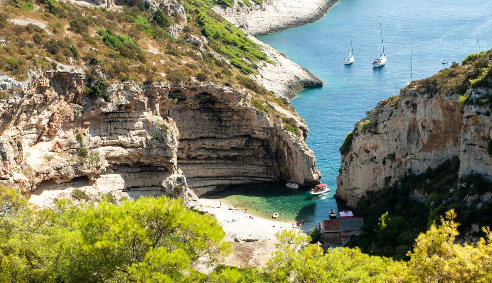 7+1 horvát sziget, ahol úgy érzed magad, mintha a trópusokon nyaralnál