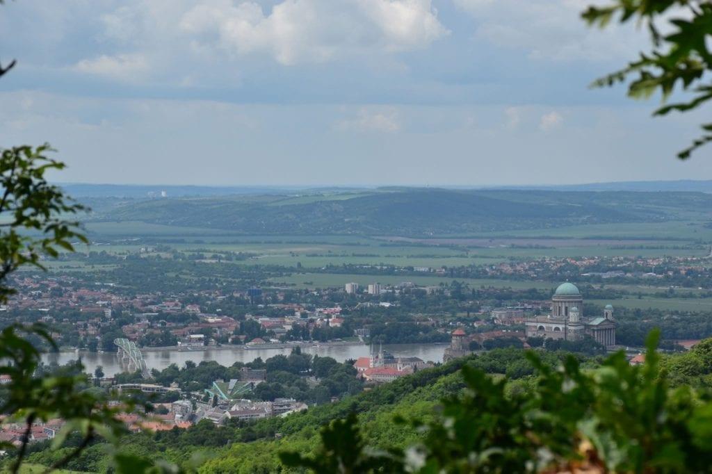 Nagy Budapest környéki térképes kirándulóhely gyűjtemény