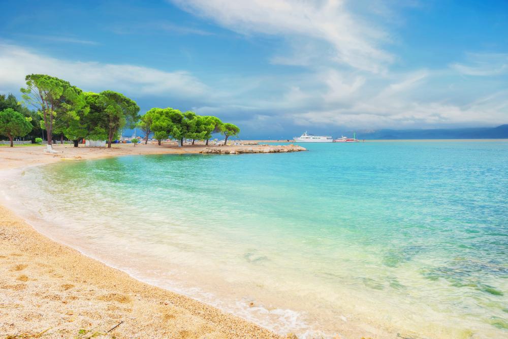 Csodaszép tengerpartok a közeli Horvátországban