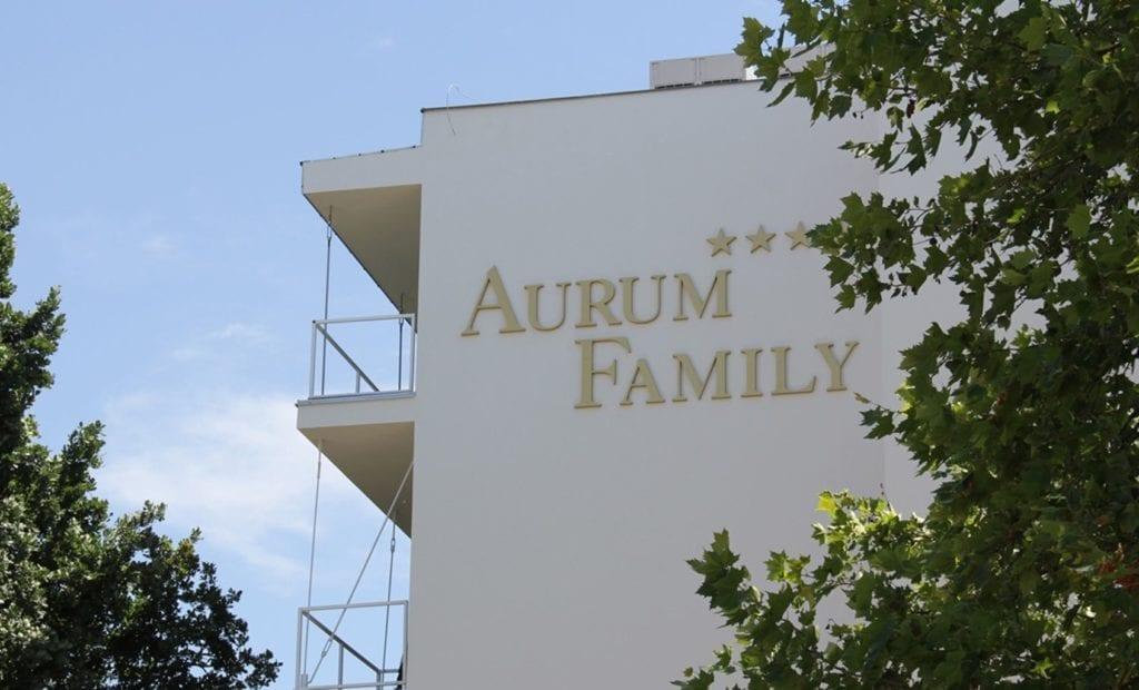 Hotel Aurum Family - Családi vakációra fel!