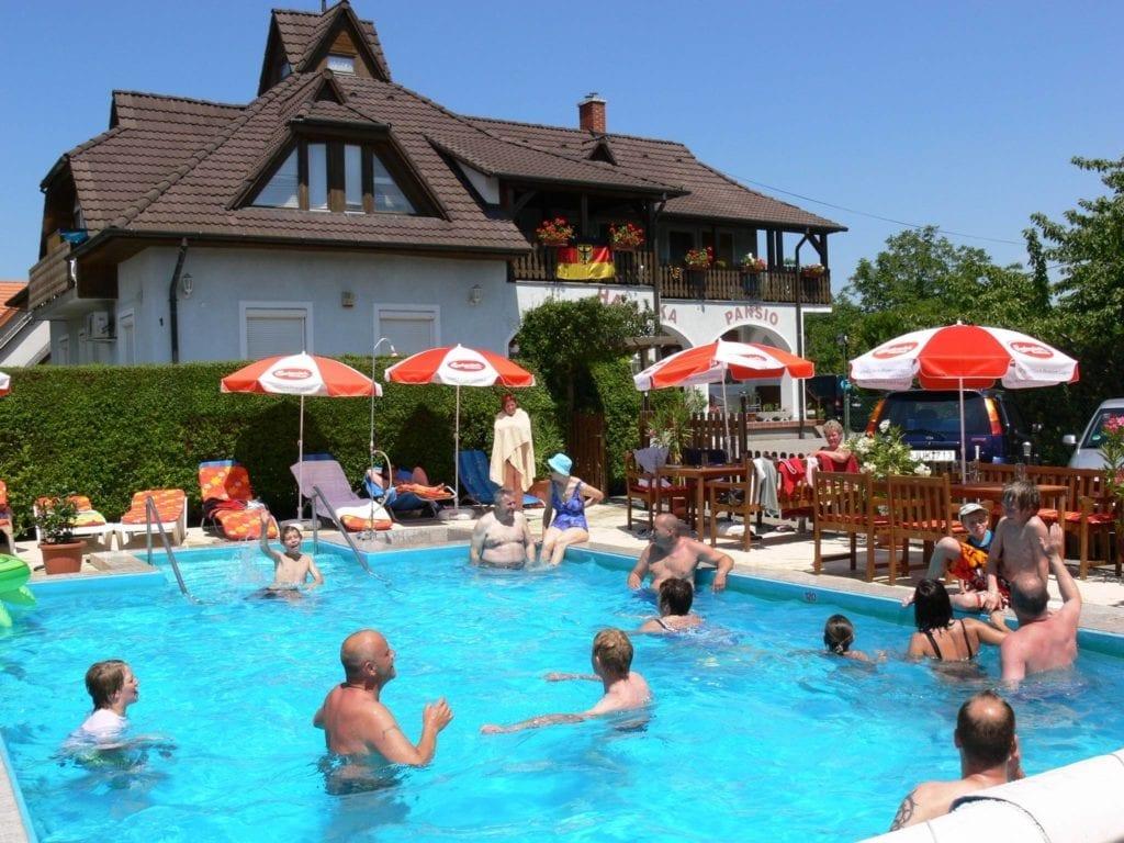 Balaton, nyár, Vonyarcvashegy! - Családi paradicsom a Balaton északi partján