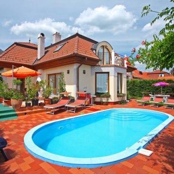 Gyönyörű vendégházak a tökéletes nyaraláshoz