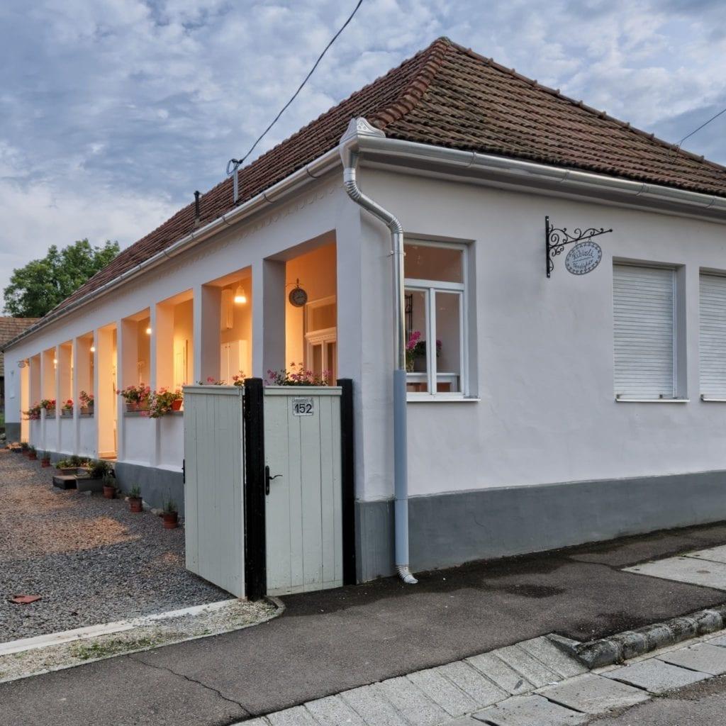 Ribizli Vintage Vendégház - szálláshely, amelynek lelke van