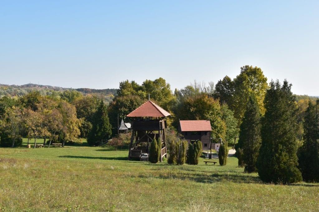 Nagy hazai botanikus kert és arborétum gyűjtemény - TÉRKÉPPEL