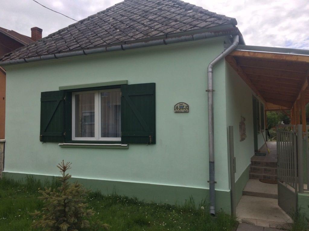 Önálló vendégházak a Bakonyban