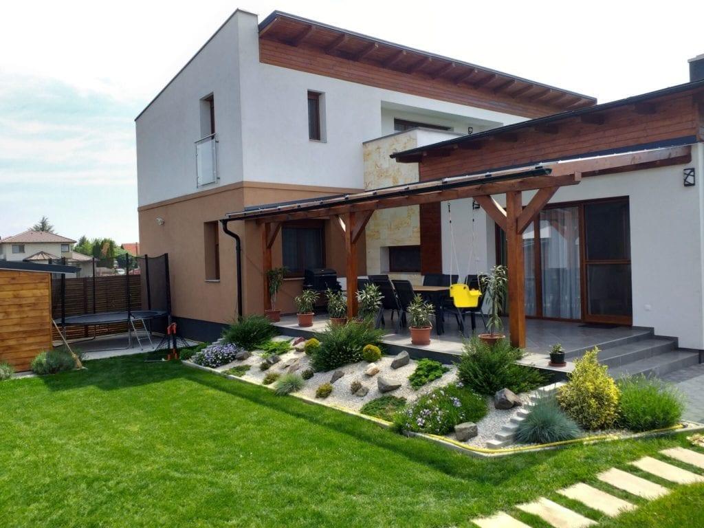 Eszter Ház Balatonkeresztúr – Modern és tágas, ahol a nagycsalád is kényelmesen elfér