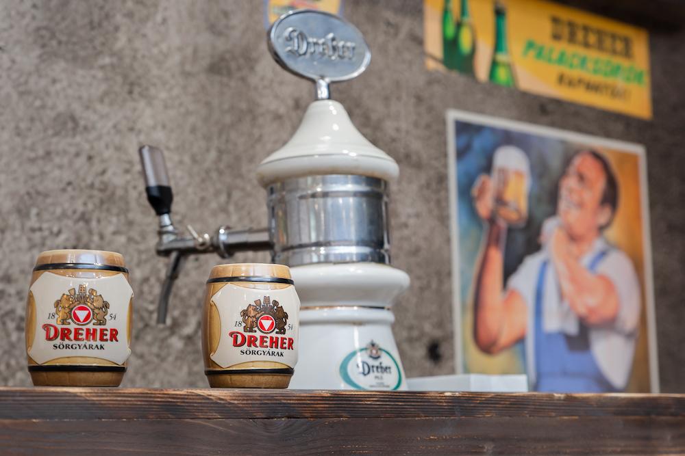 Megújult a 40 éves Dreher Sörmúzeum