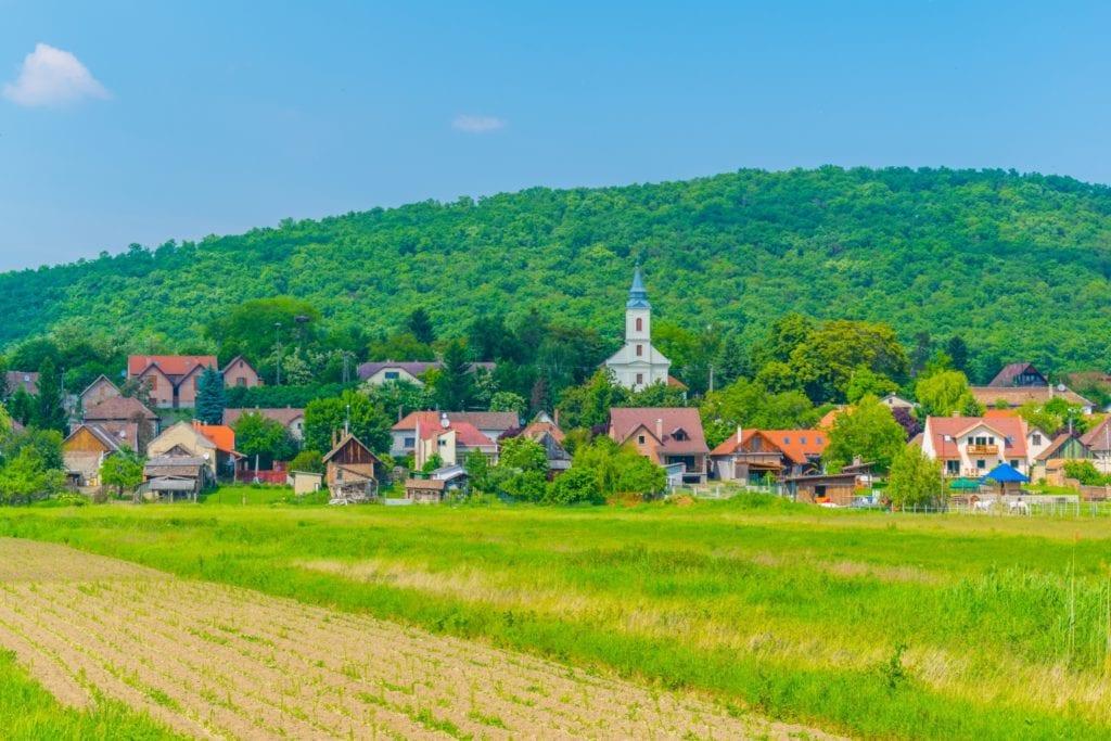 Bájos mini falvak Magyarországon, ahol 60-an sem laknak