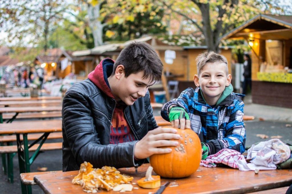 Tök jó programok a Halloween bűvöletében