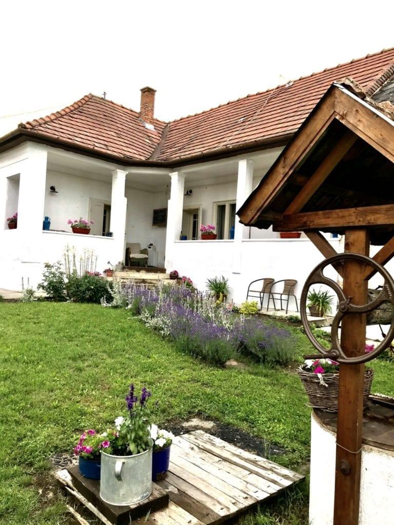 Csipke Porta Vendégház- ahol a csend és a nyugalom lakik
