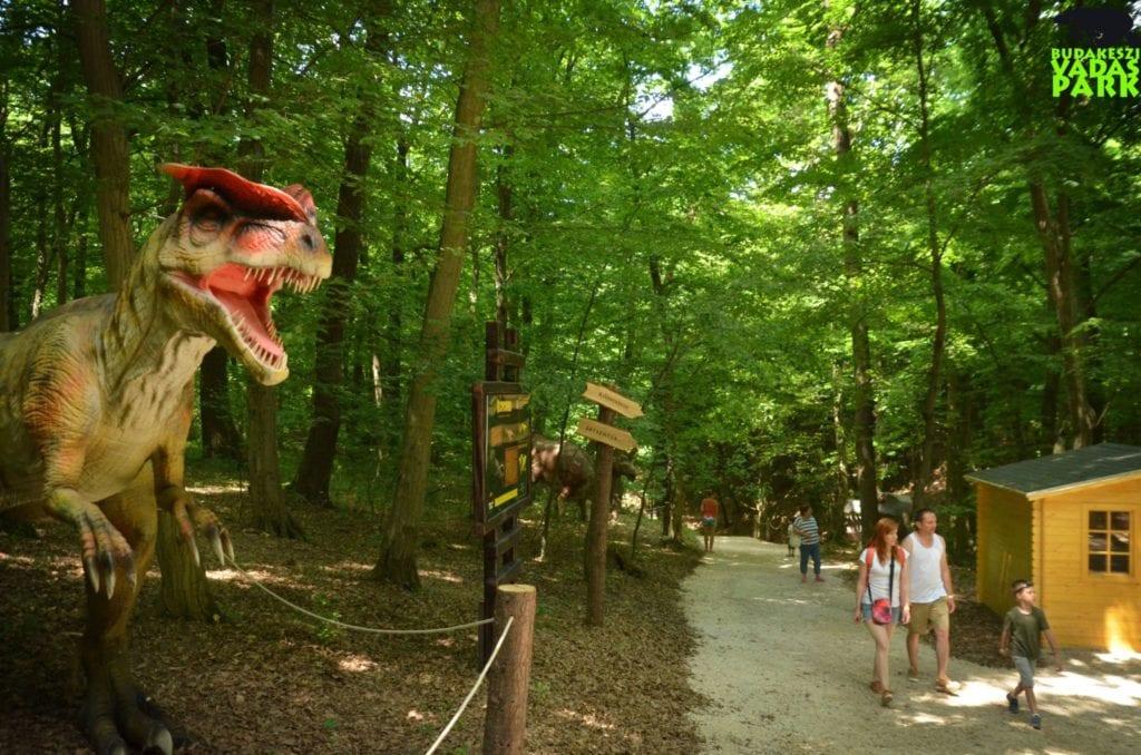 A legjobb dinóparkok és dinós kiállítások az országban