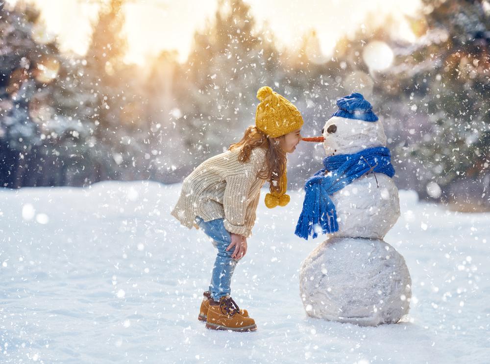 Így szervezz felejthetetlen téli programot a gyerekekkel