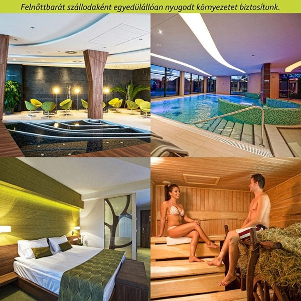 Hévízi hotel lett az Év Szállása 2020 -ban, díjat nyert a Gyulai Várfürdő
