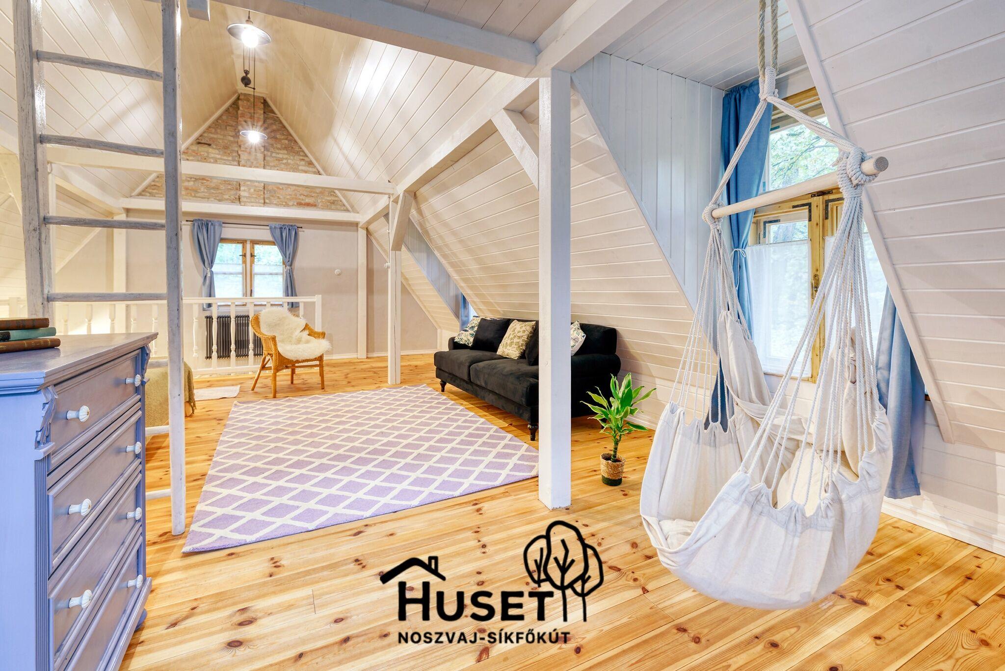 Noszvaj Huset Vendégház- egy csepp skandinávia