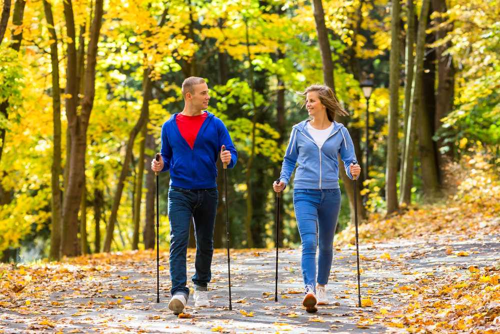 10 csodás kirándulóhely a nordic walking szerelmeseinek