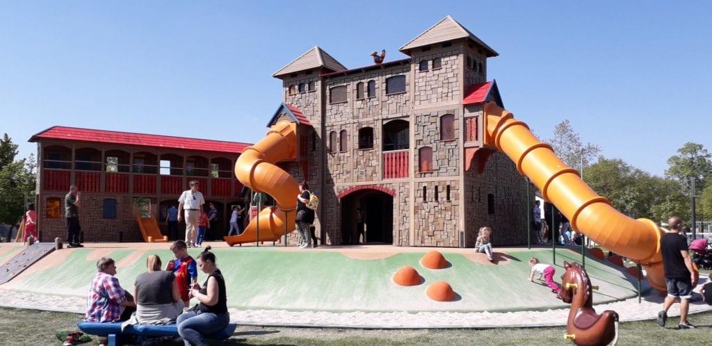 Best of városi játszóterek – Szuper gyerekparadicsomok könnyen elérhető helyeken