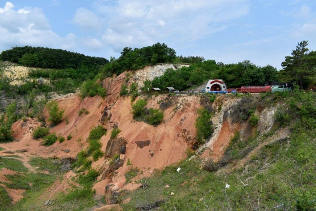 Barangolások a kőfejtők és bányák birodalmában