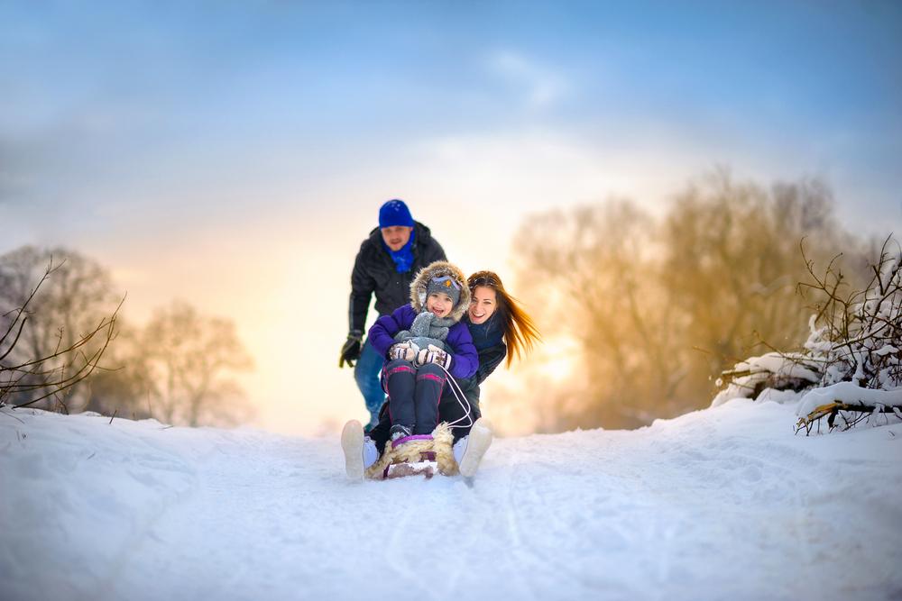 Szánkózás, hófánkozás, alpesi bob – Ezeken a helyeken szuper téli élmények várnak