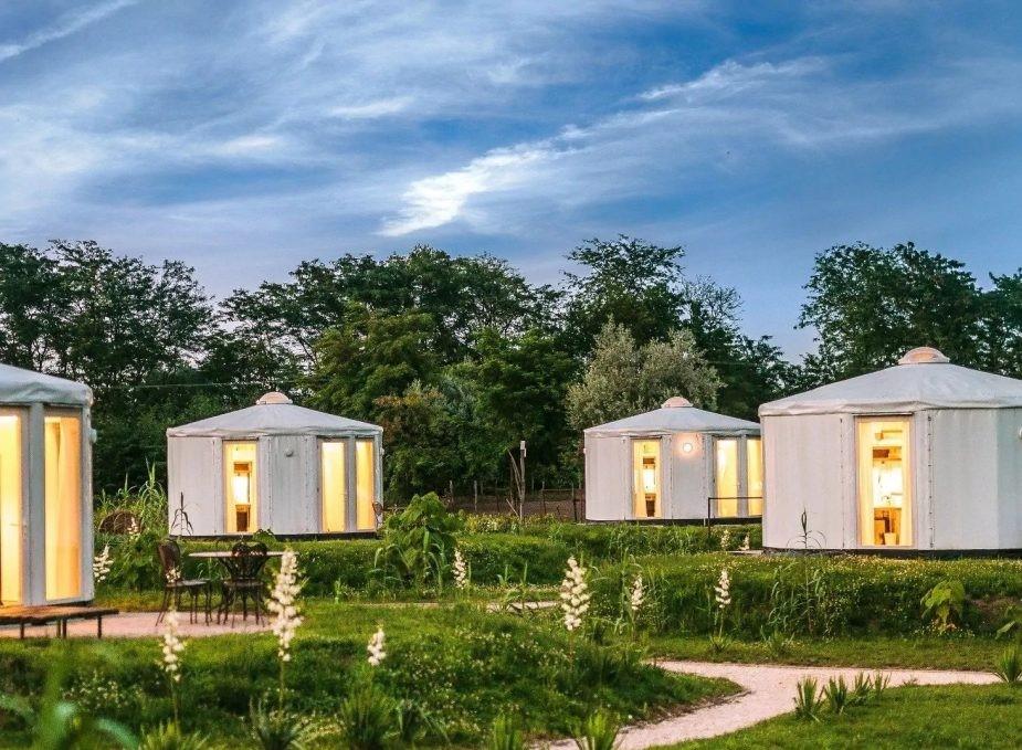 Egzotikus bungalók