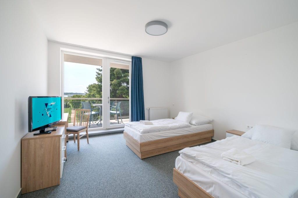 Sport Hotel Velence – ideális választás, ha tóparti aktív pihenésre vágysz!