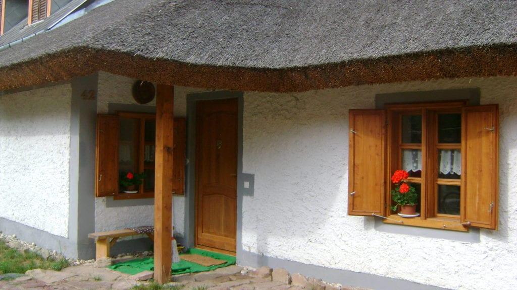 Bor, mámor, Balaton- Nádtetős Balaton-felvidéki vendégházak