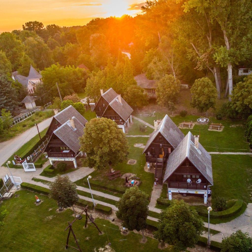 Varázslatos, vidéki vendégházak - távol a tömegtől