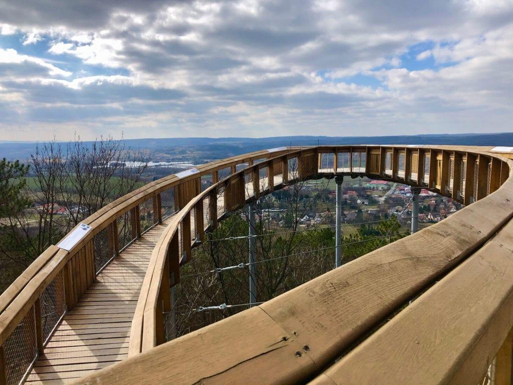 Mesés élményekkel vár Pannonhalma! - Boldog Mór-kilátó és lombkorona-tanösvény