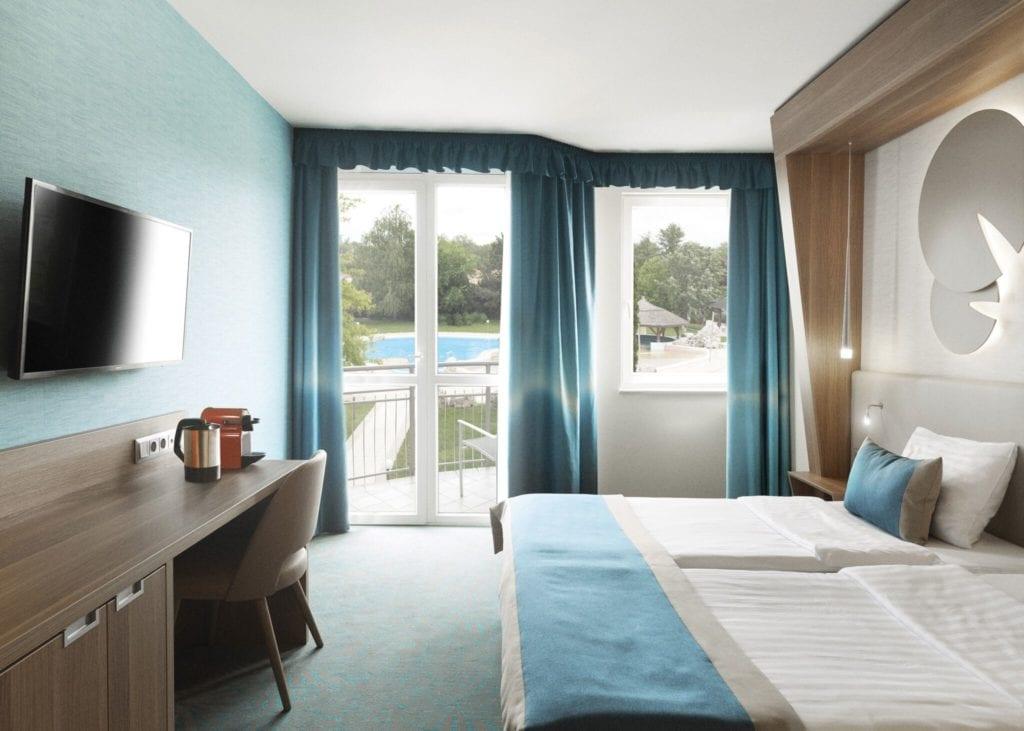 Hotel Európa Fit **** Hévíz - számtalan újdonsággal és élménnyel vár a 2020-as Év Szállása!