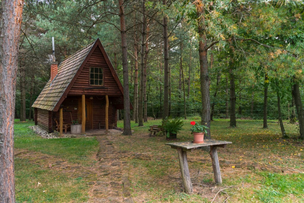 Elbűvölő erdei szállások - Csend, nyugalom, természet