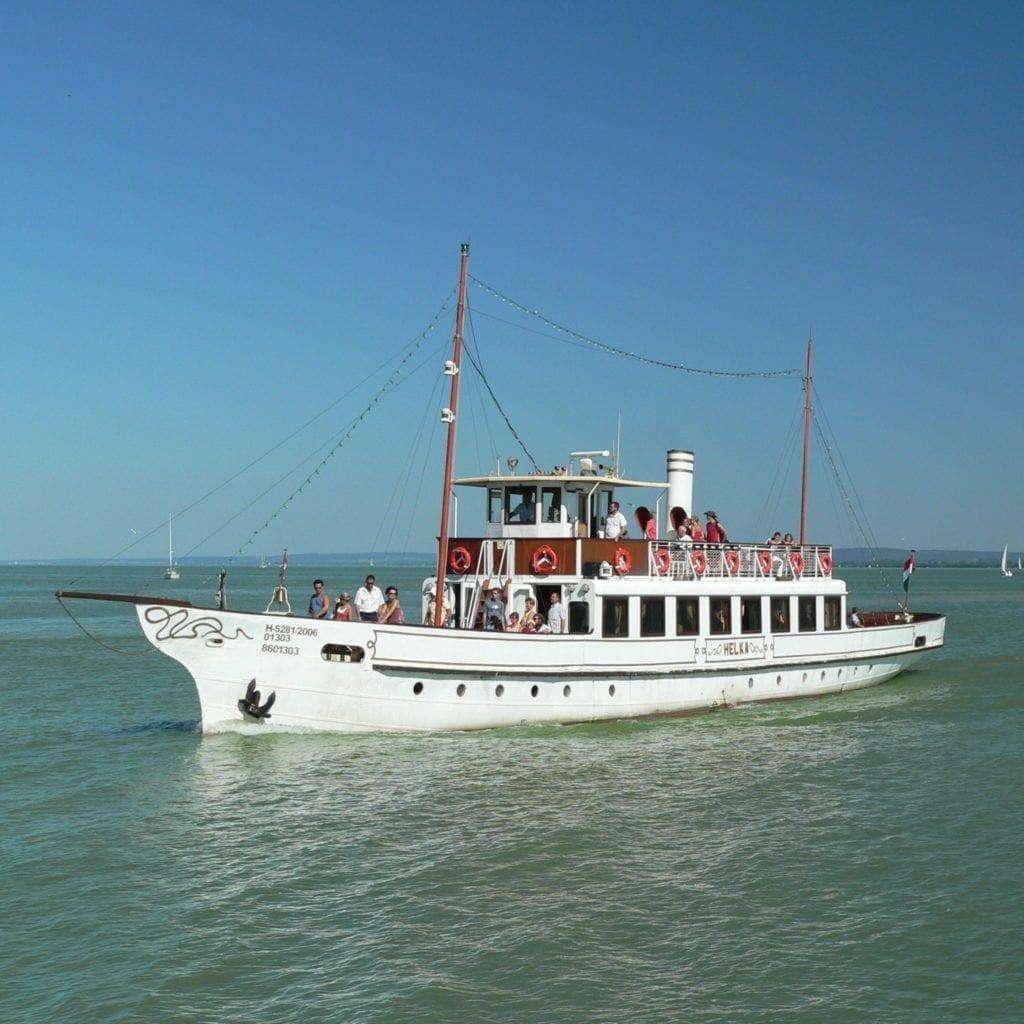 Balatonfüred, a magyar tenger gyöngyszeme - látnivalók, programok, szállások