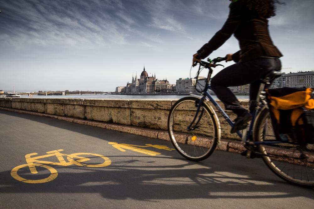Tavaszi bemelegítés – kezdő biciklitúrák az ország legszebb tájain