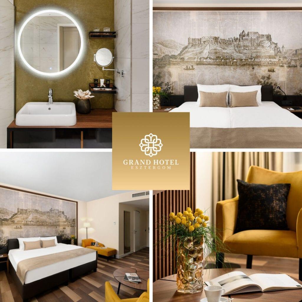 4 csillagos kulisszatitkok Esztergom szívéből - Grand Hotel Esztergom**** és a nagy nyitás